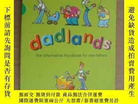 二手書博民逛書店dadlands:the罕見alternative handbo