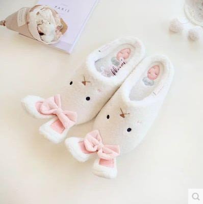 可愛時尚實用家居拖鞋1 防滑軟底家居鞋 保暖棉拖鞋 聖誕禮品