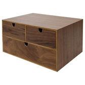 木質雙層收納盒 NATURAL WOOD BR NITORI宜得利家居