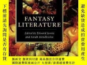 二手書博民逛書店【罕見】 The Cambridge Companion To Fantasy LiteratureY1755