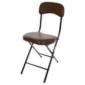 附背折疊椅 Ellipse DBR NITORI宜得利家居