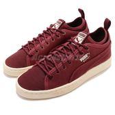 Puma 休閒鞋 Basket Classic Sock Lo V2 紅 米白 襪套式 低筒 運動鞋 女鞋【PUMP306】 36661403