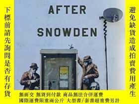 二手書博民逛書店Surveillance罕見After Snowden-斯諾登之後的監視Y436638 David Lyon
