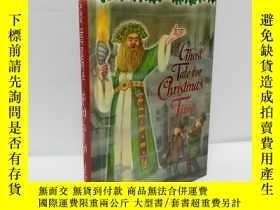 二手書博民逛書店Magic罕見Tree House #44: A Ghost Tale for Christmas TimeY