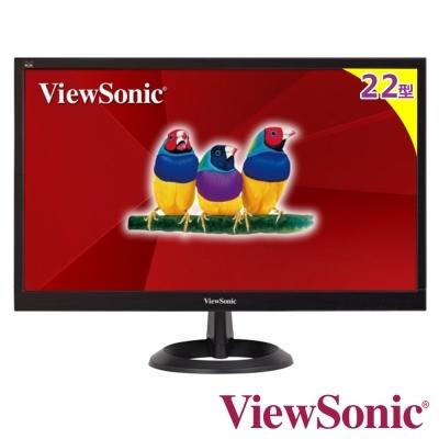 優派 ViewSonic VA2261-2 22型寬螢幕