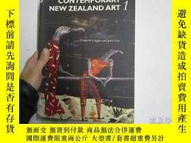 二手書博民逛書店CONTEMPORARY罕見NEW ZEALAND ART 1(