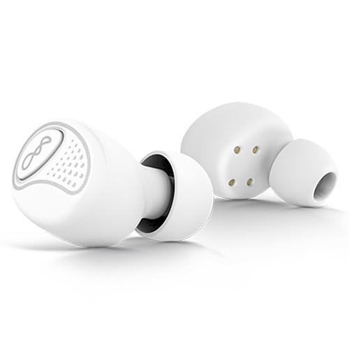 BlueAnt PUMP Air 真無線藍牙運動耳機 珍珠白