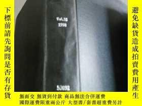 二手書博民逛書店filtration罕見& separation vol.35