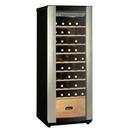 Haier海爾 電子式恆溫儲酒冰櫃51瓶 JC-160GD 鋁合金屬材質 門自動回歸