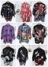 日式道袍男女可穿漢服外套薄款防曬衣復古 星際小舖