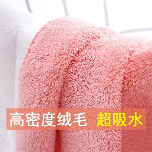 大號浴巾成人比純棉全棉吸水家用男女兒童不掉毛速幹可愛毛巾裹巾