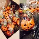 娃娃屋樂園~Halloween萬聖節南瓜糖果桶-禮物包 每袋39元/萬聖節糖果/婚禮小物/二次進場/姊妹禮