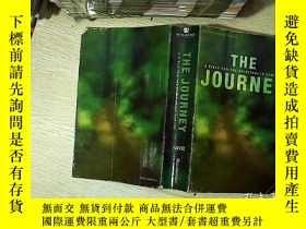 二手書博民逛書店THE罕見JOURNEY 旅程Y203004