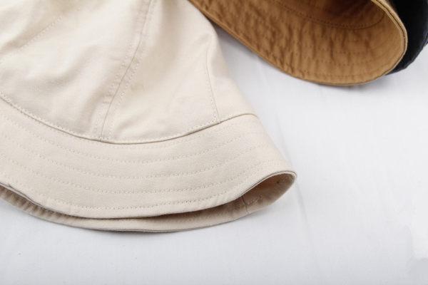 日繫簡約棉質漁夫帽UQQK圓頂森繫盆帽男女款原宿休閒遮陽帽子夏