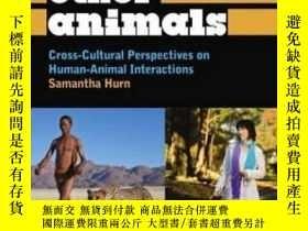 二手書博民逛書店Humans罕見And Other AnimalsY255562 Samantha Hurn Pluto Pr