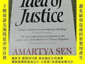 二手書博民逛書店The罕見idea of JusticeY231392 Amartya Sen penguin 出版2018