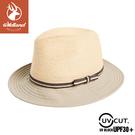 【Wildland 荒野 中性 N/P時尚帽《黃卡其》】W1071/休閒帽/紳士帽/防曬/造型帽