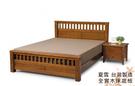 【班尼斯國際名床】夏雪 天然100%全實木床架。3.5尺單人加大(訂做款無退換貨)