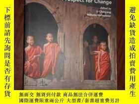 二手書博民逛書店MYANMAR罕見Prospect for Change 緬甸的