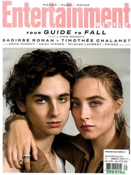 Entertainment WEEKLY 第1576-1577期/2019