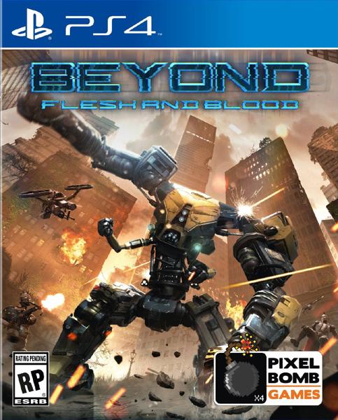 PS4 Beyond Flesh and Blood(美版代購)