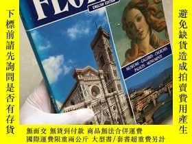 二手書博民逛書店THE罕見SOUVENIR BOOK OF FLORENCE(佛羅倫薩紀念品冊)Y396500