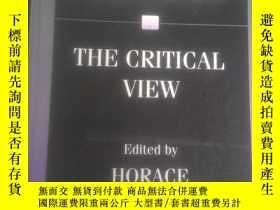 二手書博民逛書店Television:the罕見critical view-fi