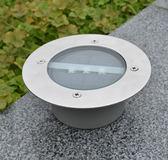 太陽能燈 戶外3LED食人魚鋁鑄太陽能地埋燈太陽能燈埋地燈草坪燈花園燈地燈 唯伊時尚