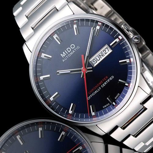 MIDO 美度 Commander 指揮官系列機械腕錶 M0214311104100