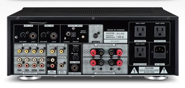 GUTS GT-700 大功率·大電流 數位迴音/殘響效果擴大機