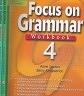 二手書R2YBb《Focus on Grammae Workbook 1~4》2