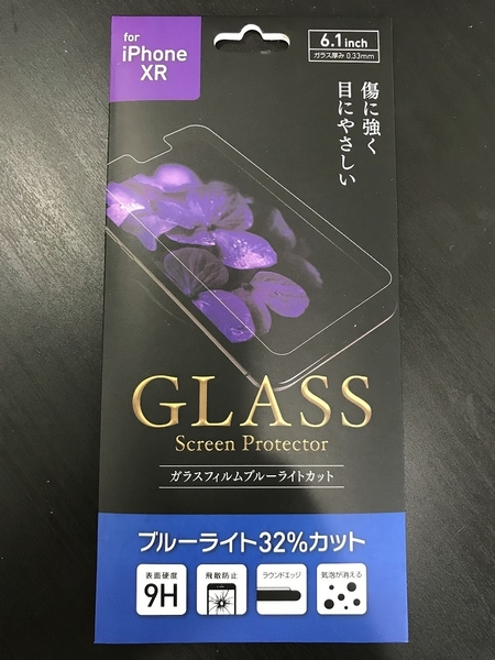 iPhone  XR  玻璃膜