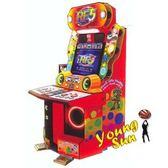 節奏練習器RF5 手舞機 節奏遊戲 大型遊戲機出租 活動租賃 音樂節奏遊戲 跳舞機 園遊會 陽昇國際