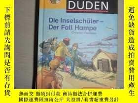 二手書博民逛書店Die罕見Inselschüler - Der Fall HampeY25820 出版2006