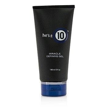 SW-IT S A 10 十全十美-40 男士奇蹟定型凝露He s A 10 Miracle Defining Gel 148ml