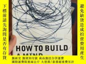 二手書博民逛書店HOW罕見TO BUILD A MIND怎樣建立思想Y26526