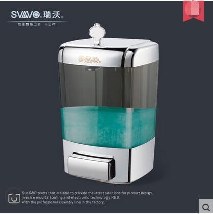 衛生間分裝瓶皂液瓶浴室壁掛式洗手液瓶
