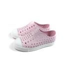 native JEFFERSON 懶人鞋 洞洞鞋 粉紅色 小童 童鞋 15100100-6801 no012