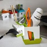 日本Hachiman創意小屋收納架-綠