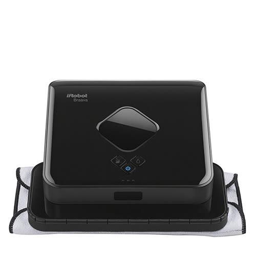 【美國代購】iRobot Braava 380t 天王級乾濕兩用機器人 全自動智能拖地 (新款含快充、導航盒)