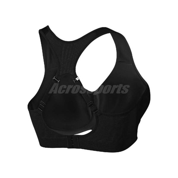 Nike 運動內衣 Pro Rival Bra 黑 白 背心 女款【ACS】 805553-010