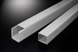 凱士士KSS 絕緣配線槽 HD-5.7    65*65   4mm 出線孔   1.7M   (2支/組)