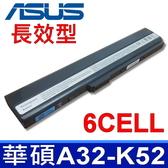 6CELL 華碩 ASUS A32-K52 原廠規格 電池X52 X52D X52DE X52DR X52F X52J X52JB X52JC X52JE X52JG X52JK X52JR X52N A42JC A42JE