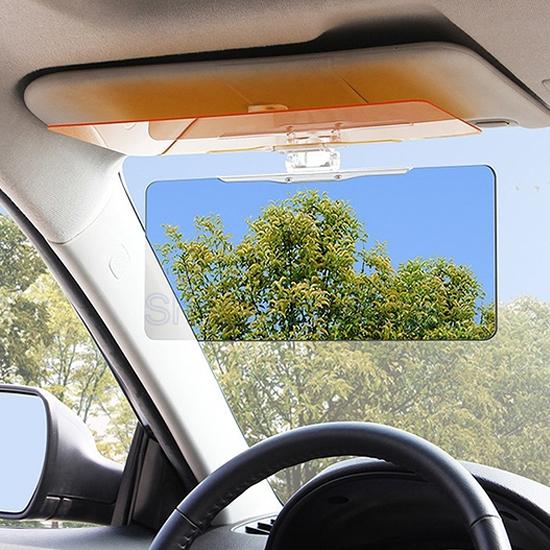日夜兩用高清防眩鏡 車用 遮陽板 遠光 汽車 紫外線 駕駛 眼睛 刺眼 HD Visor【L037】MY COLOR
