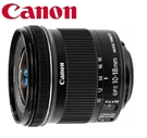 [EYE DC] Canon EF-S 10-18mm F4.5-5.6 IS STM 平行輸入 一年保固 (12.24期0利率) 送UV保護鏡