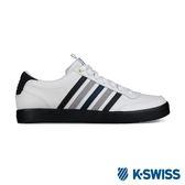 K-Swiss Court Lite CMF休閒運動鞋-男-白/黑