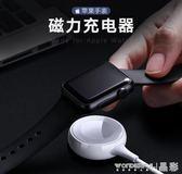 快充 綠聯蘋果手錶充電器iwatch1/2/3代通用apple watch無線磁力充電線 晶彩生活