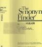 二手書R2YB 2006年1月一版六刷 英文版《The Synonym Find