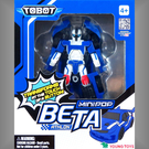 【震撼精品百貨】機器戰士TOBOT~迷你TOBOT-BETA ENG #01063