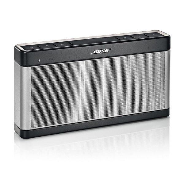 ::bonJOIE:: 日本進口 Bose SoundLink Bluetooth Speaker III 第三代多媒體揚聲器 喇叭 音箱 3